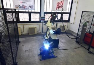 Egyedülálló hegesztés-technológiai fejlesztő központot adtak át a Miskolci Egyetemen