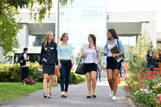 Ismét a Miskolci Egyetemé lett a legszebb campus az országban!