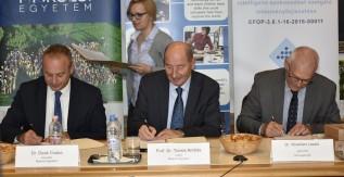 Stratégiai együttműködési megállapodást kötött a National Instruments és a Miskolci Egyetem