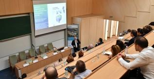 Jubileumi ünnepi ülés a Kémiai Intézetben