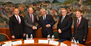 Stratégiai megállapodást kötött a TS Hungaria Járműjavító Kft. és a Miskolci Egyetem