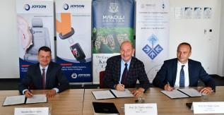 A Miskolci Egyetem és a Joyson Safety Systems Hungary Kft. megújította stratégiai együttműködési megállapodását